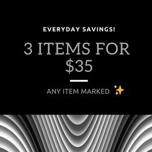 MAKE A BUNDLE! SAVE $$